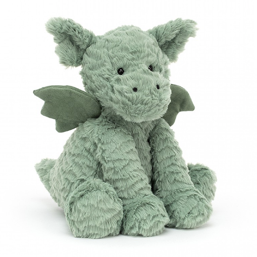 JELLYCAT INC FUDDLEWUDDLE DRAGON