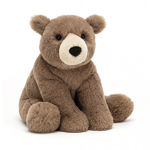 JELLYCAT INC WOODY BEAR