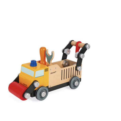 JANOD BRICO KIDS DIY CONTRUCTION TRUCK