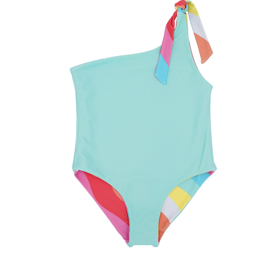 FEATHER 4 ARROW DAY DREAMER REVERSIBLE SWIMSUIT