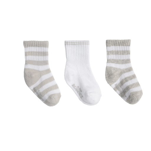 ROBEEZ DAILY DEVIN SOCKS 3-PACK