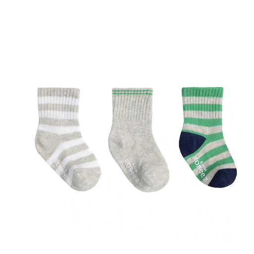 ROBEEZ DAILY DAVE SOCKS 3-PACK