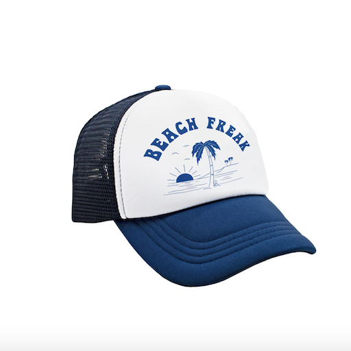 FEATHER 4 ARROW BEACH FREAK HAT
