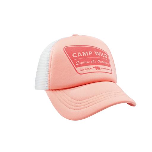 FEATHER 4 ARROW CAMP WILD HAT