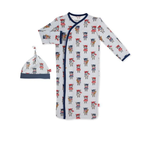 MAGNETIC ME OUI OUI MON AMIS MODAL MAGNETIC GOWN SET