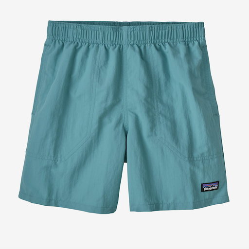 PATAGONIA BOYS' BAGGIES SHORTS 5 IN.