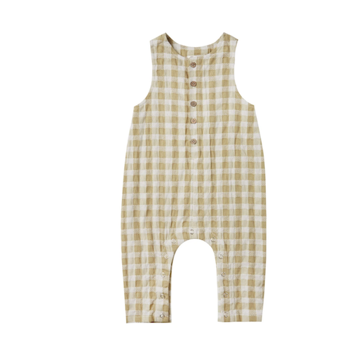 RYLEE AND CRU BUTTON JUMPSUIT
