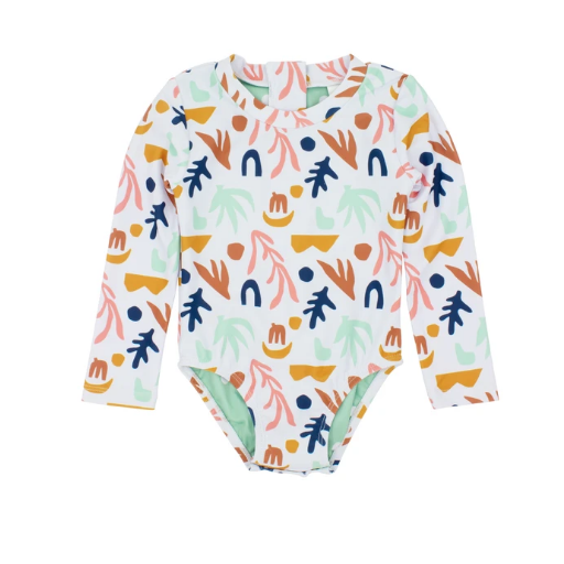 FEATHER 4 ARROW WAVE CHASER BABY SURF SUIT
