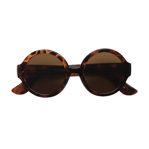 TEENY TINY OPTICS KYLIE ROUND HIPSTER TODDLER SUNGLASSES