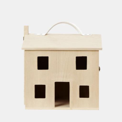OLLI ELLA HOLDIE HOUSE