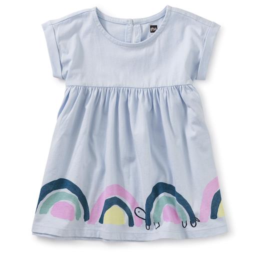 TEA EMPIRE BABY DRESS