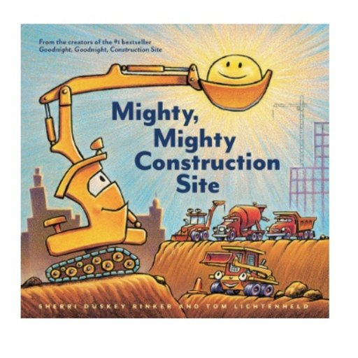 HACHETTE MUDPUPPY MIGHTY,MIGHTY CONSTRUCTION SITE