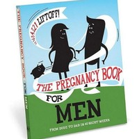 KNOCK KNOCK THE PREGNANCY BOOK FOR MEN