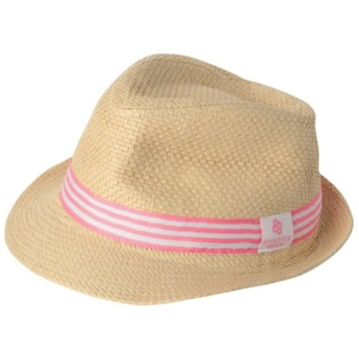 SNAPPER ROCK PINK FEDORA