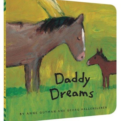 HACHETTE MUDPUPPY DADDY DREAMS BOARD BOOK