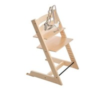 STOKKE TRIPP TRAPP CHAIR NATURAL