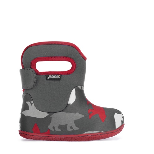 BOGS BABY BOGS CLASSIC POLAR BEAR INSULATED BOOT