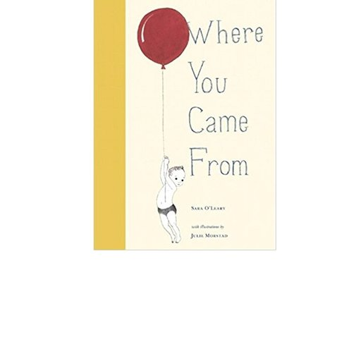 INGRAM WHERE YOU CAME FROM BOOK