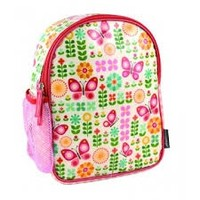 PETIT COLLAGE BUTTERFLIES ECO-FRIENDLY TODDLER BACKPACK