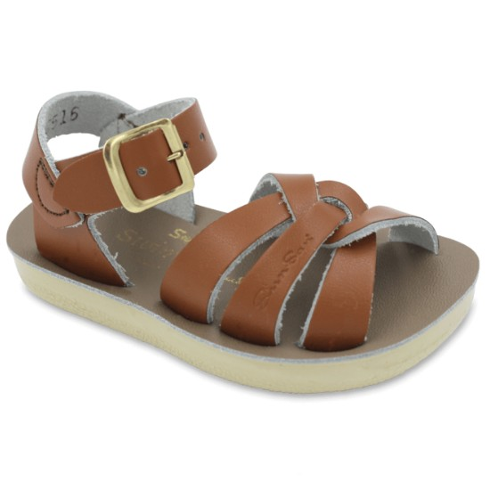30898e32ba703 SALT WATER SANDALS SALT WATER TAN SWIMMER SANDAL - BellaBoo