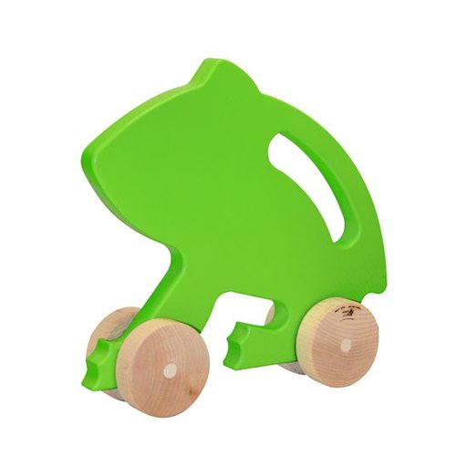 MANNY & SIMON FROG PUSH TOY