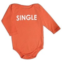 PUNKSTER SINGLE LONG SLEEVE ONESIE