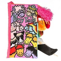 JELLYCAT INC PONY TAILS BOOK