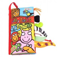 JELLYCAT INC SILLY TAILS BOOK