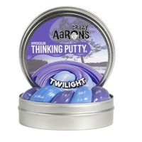 """CRAZY AARON CRAZY AARON'S 4"""" TWILIGHT THINKING PUTTY-HYPER COLORS"""