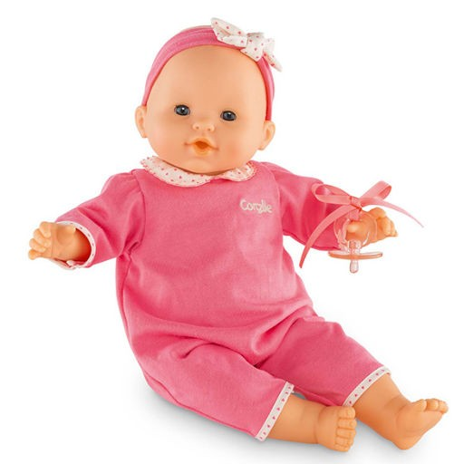 COROLLE MON BEBE CLASSIC PINK BABY DOLL