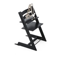 STOKKE TRIPP TRAPP CHAIR BLACK