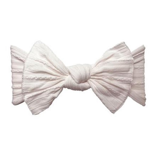 BABY BLING BABY BLING CABLE KNIT KNOT HEADBAND