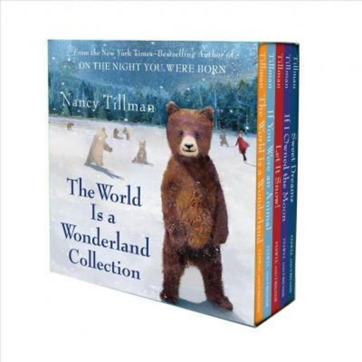 MPS THE WORLD IS A WONDERLAND COLLECTION