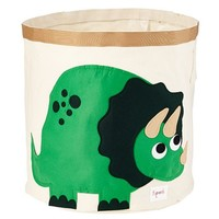 3 SPROUTS 3 SPROUTS DINO STORAGE BIN