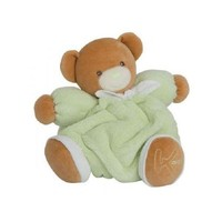 KALOO KALOO MEDIUM PLUME GREEN  BEAR