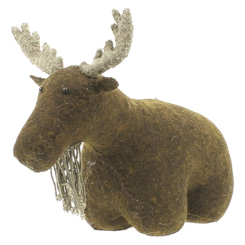 FIONA WALKER FIONA WALKER ENGLAND MOOSE BOOK/DOOR STOPPER