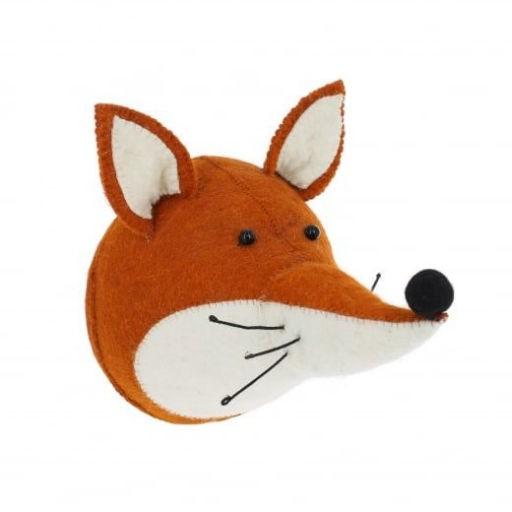 FIONA WALKER FIONA WALKER ENGLAND FOX HEAD WALL MOUNT