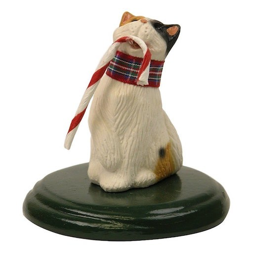 BYERS' CHOICE CALICO CAT