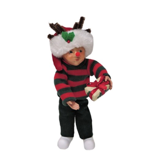 BYERS TODDLER BOY WITH PACKAGE