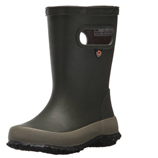 BOGS BOGS SKIPPER SOLID LIGHTWEIGHT WATER PROOF BOOTS