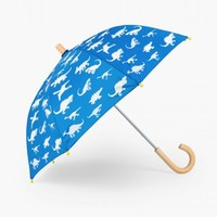 HATLEY DINOSAUR MENAGERIE COLOR CHANGING UMBRELLA