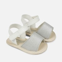 MAYORAL USA MAYORAL SILVER SANDAL