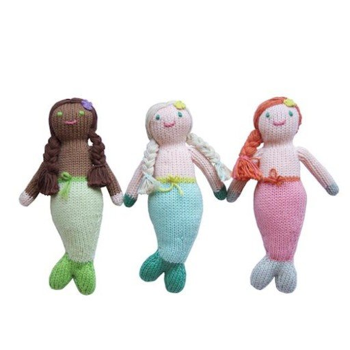 BLABLA BLA BLA MERMAID RATTLE
