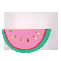 MERI MERI WATERMELON GIFT ENCLOSURE