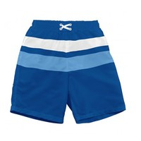 IPLAY INC COLORBLOCK TRUNKS WITH BUILT IN SWIM DIAPER