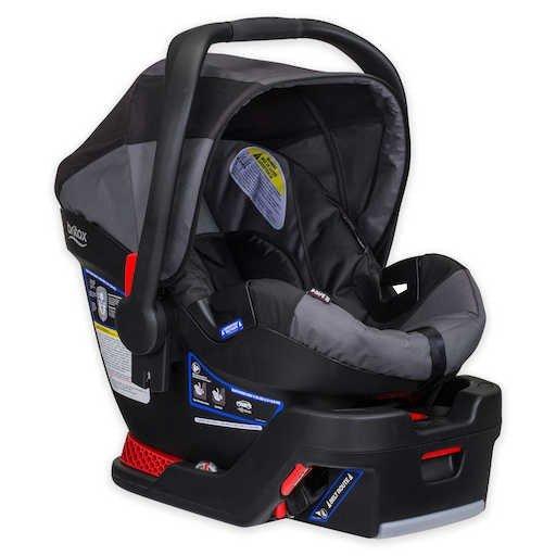 BOB BE-SAFE 35 BOB INFANT CAR SEAT