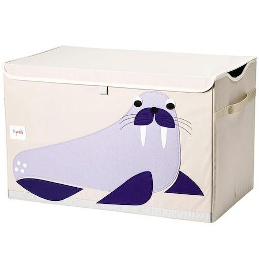 3 SPROUTS 3 SPROUTS WALRUS TOY CHEST