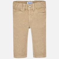 MAYORAL USA COURDUROY LONG PANTS, SLIM FIT