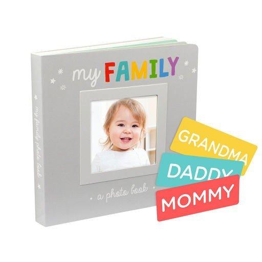 PEARHEAD MY FAMILY PHOTO BOOK