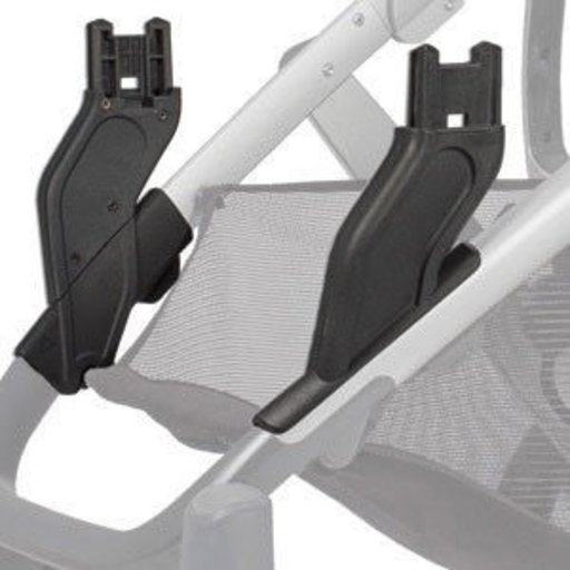 UPPABABY UPPABABY LOWER VISTA ADAPTER-DOUBLE CONFIGURATION